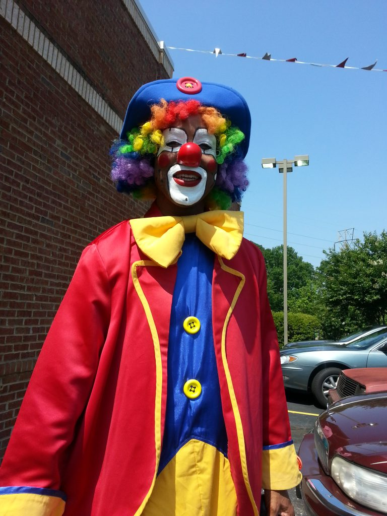 Tyca the Clown